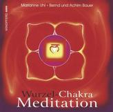 Wurzel-Chakra-Meditation, 1 Audio-CD