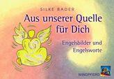 Aus unserer Quelle für dich, Engelkarten