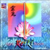 Light Reiki Touch, 1 Audio-CD