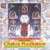 Chakra Meditation, 2 Audio-CDs (Komplette Ausgabe)