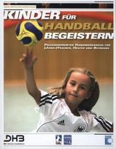Kinder für Handball begeistern