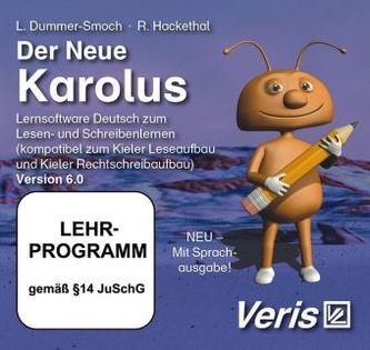 Der Neue Karolus, USB-Stick