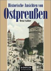 Historische Ansichten von Ostpreußen
