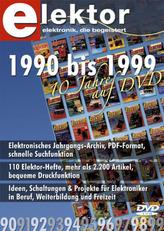 Elektor 1990 bis 1999, 1 DVD-ROM
