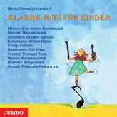 Klassik-Hits für Kinder, 1 Audio-CD