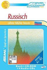 Lehrbuch, 4 Audio-CDs u. 1 CD-ROM