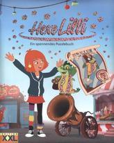 Hexe Lilli - Ein spannendes Puzzlebuch