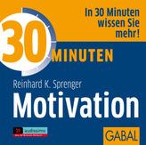 30 Minuten Motivation, Audio-CD