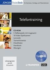 Telefontraining, CD-ROM