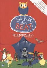 Eule findet den Beat, 2 Hefte m. 1 Audio-CD u. 1 CD-ROM