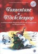 Tannentanz & Flöckchenpop, Heft mit Audio-CD