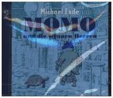 Momo und die grauen Herren, Audio-CD