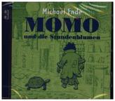 Momo und die Stundenblumen, 1 CD-Audio