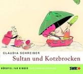 Sultan und Kotzbrocken, 1 Audio-CD