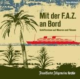 Mit der F.A.Z. an Bord, 2 Audio-CDs