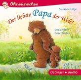 Ohrwürmchen Der liebste Papa der Welt!, 1 Audio-CD