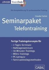 Seminarpaket Telefontraining, CD-ROM