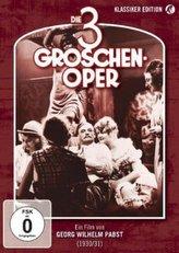 Die 3-Groschen-Oper, Einzelausgabe, 1 DVD