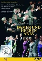 Damen und Herren ab 65 - Kontakthof, 1 DVD