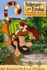 Pettersson und Findus, 1 DVD. Staffel.2