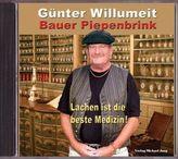 Lachen ist die beste Medizin!, Audio-CD