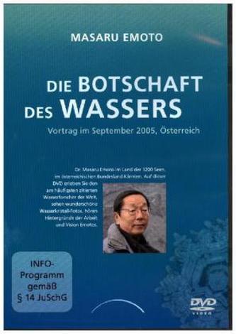 Die Botschaft des Wassers, DVD
