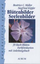 Blütenbilder - Seelenbilder, Karten u. Buch