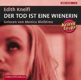 Der Tod ist eine Wienerin, 1 Audio-CD