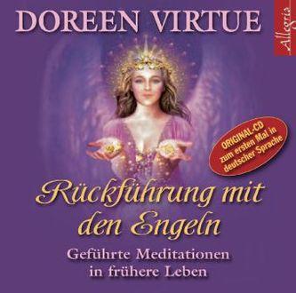 Rückführung mit den Engeln, Audio-CD