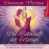 Die Botschaft der Erzengel, 1 Audio-CD