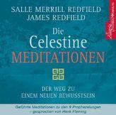 Die Celestine Meditation, 1 Audio-CD