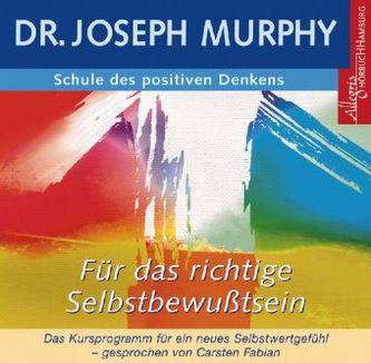 Für das richtige Selbstbewusstsein, 1 Audio-CD