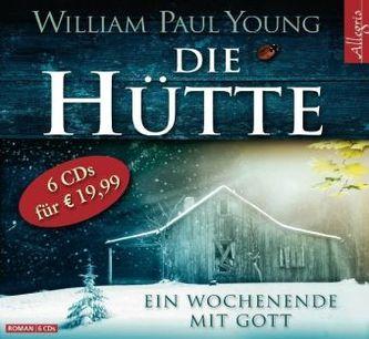 Die Hütte, 6 Audio-CDs