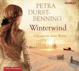 Winterwind, 4 Audio-CDs