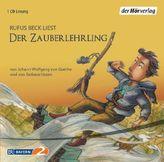 Der Zauberlehrling, 1 Audio-CD