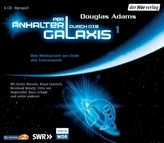 Per Anhalter durch die Galaxis, 6 Audio-CDs. Tl.1