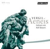 Aeneis, 6 Audio-CDs