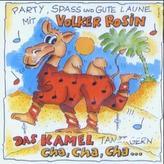 Das Kamel tanzt gern Cha Cha Cha, 1 Audio-CD