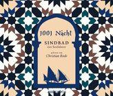 Sindbad der Seefahrer, 2 Audio-CDs