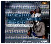 Die vierzig Tage des Musa Dagh, 2 MP3-CDs