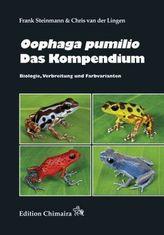 Oophaga pumilio. Das Kompendium
