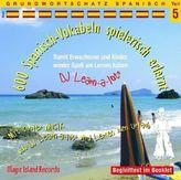 600 Spanisch Vokabeln spielerisch erlernt, Audio-CD. Tl.5
