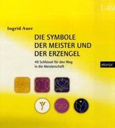 Die Symbole der Meister und der Erzengel, m. Symbolkarten