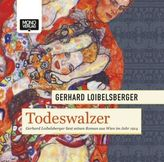 Todeswalzer, 4 Audio-CDs