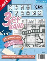 Nonogramm 3er-Band. Nr.8