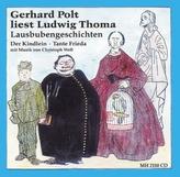 Lausbubengeschichten, 1 Audio-CD