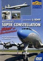Lockhead L-1049 - Breitling Super Constellation, Star of Switzerland, 1 DVD