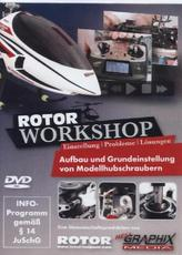ROTOR-Workshop, 1 DVD