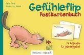 Gefühleflip, Postkartenbuch
