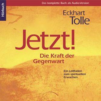 Jetzt!, Die Kraft der Gegenwart, 8 Audio-CDs